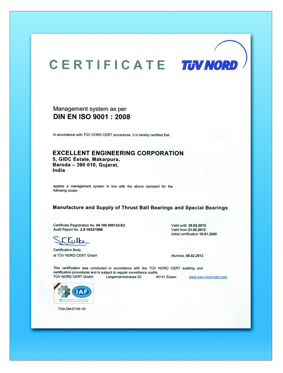 Awards Certifications Welcome To Excellent Engineering
